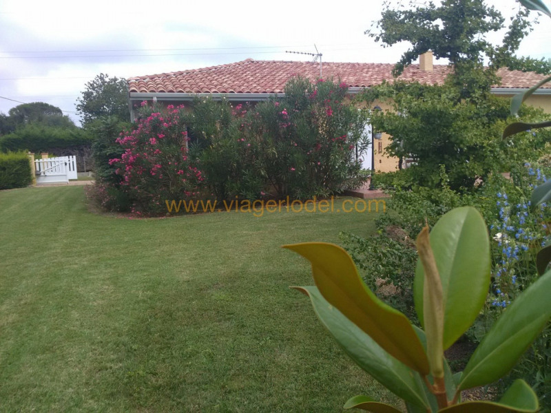 Life annuity house / villa Huos 53500€ - Picture 4