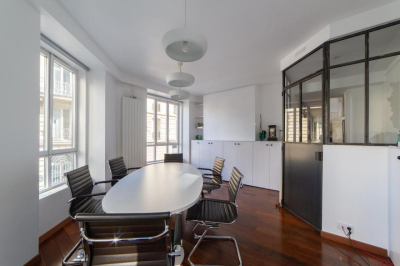Location bureau Paris 3ème 6 533€ HT/HC - Photo 1