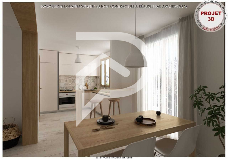 Vente maison / villa Eaubonne 269000€ - Photo 3