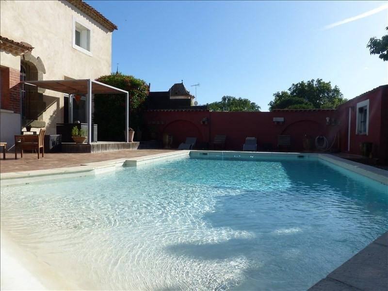 Vente de prestige maison / villa Servian 498000€ - Photo 3