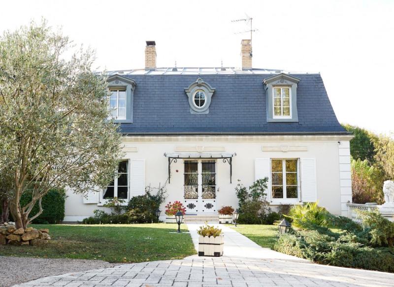 Sale house / villa St leu la foret 931500€ - Picture 1