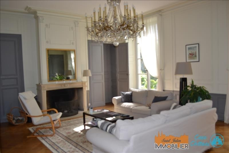 Deluxe sale private mansion Bayeux 998 000€ - Picture 2