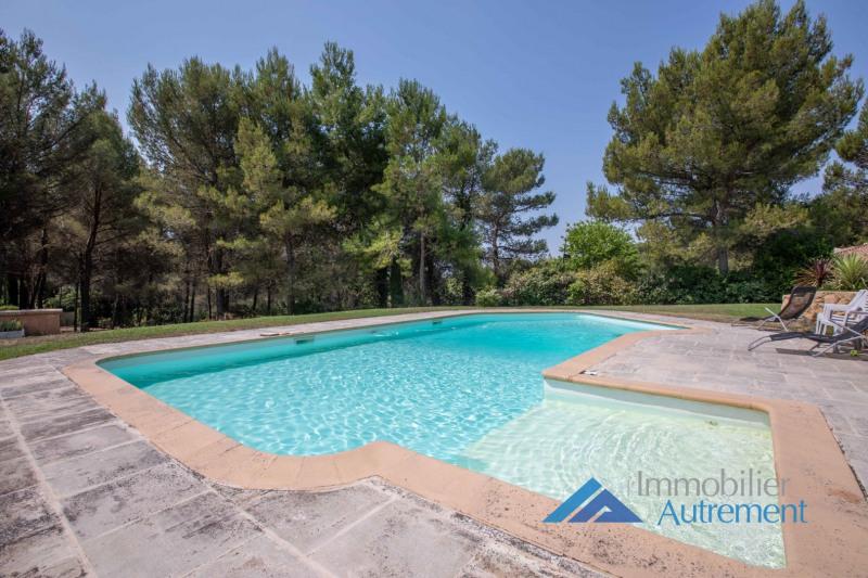 Immobile residenziali di prestigio casa Aix-en-provence 1095000€ - Fotografia 2