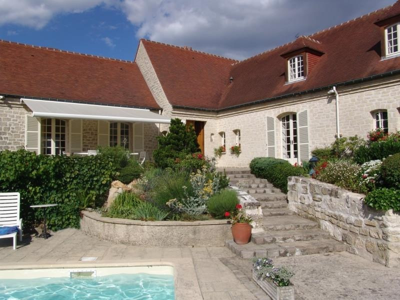 Deluxe sale house / villa Noisy le roi 1 560 000€ - Picture 1