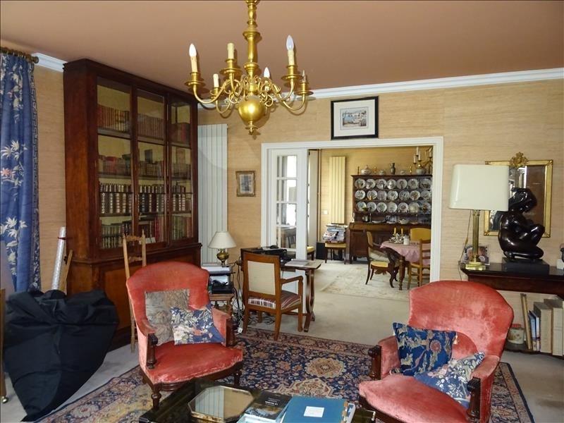 Deluxe sale apartment Versailles 1100000€ - Picture 3