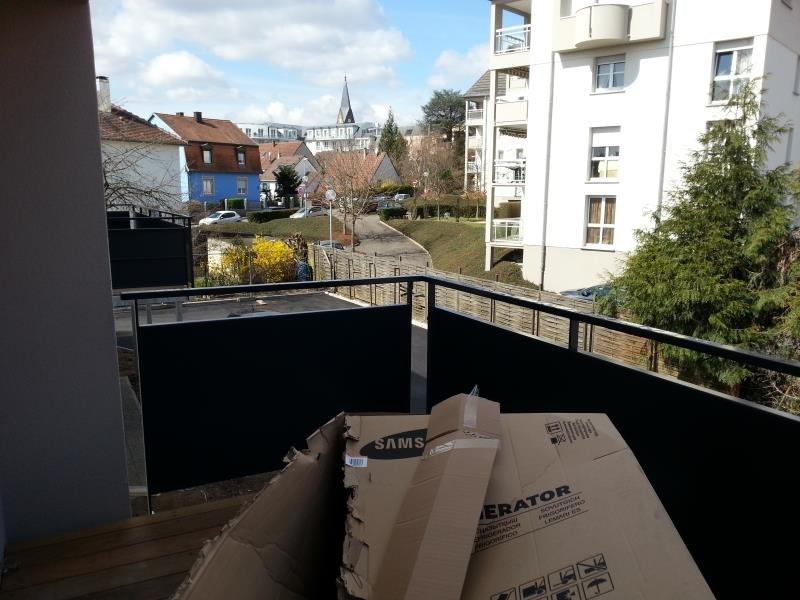 Location appartement Lingolsheim 676€ CC - Photo 2