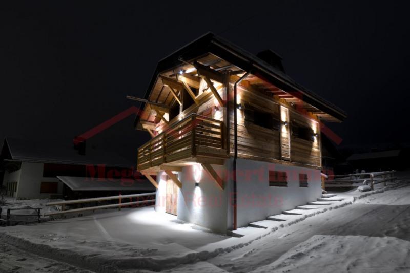 Vente de prestige maison / villa Megeve 1450000€ - Photo 11