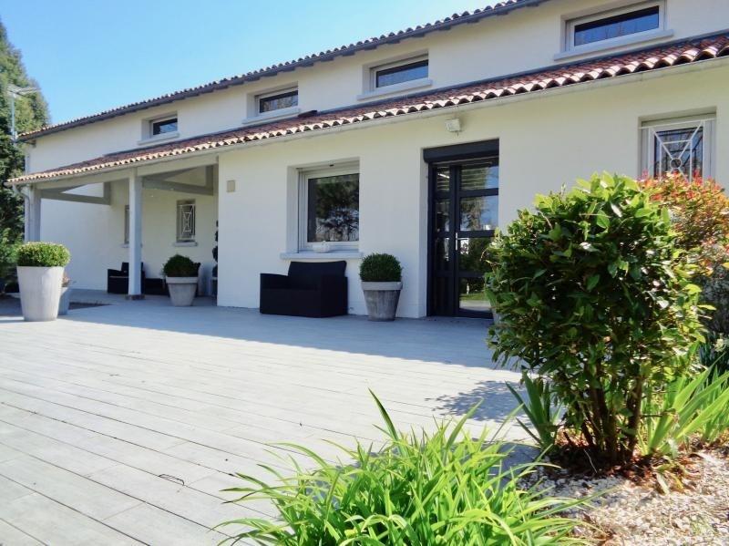 Deluxe sale house / villa Panazol 530000€ - Picture 3