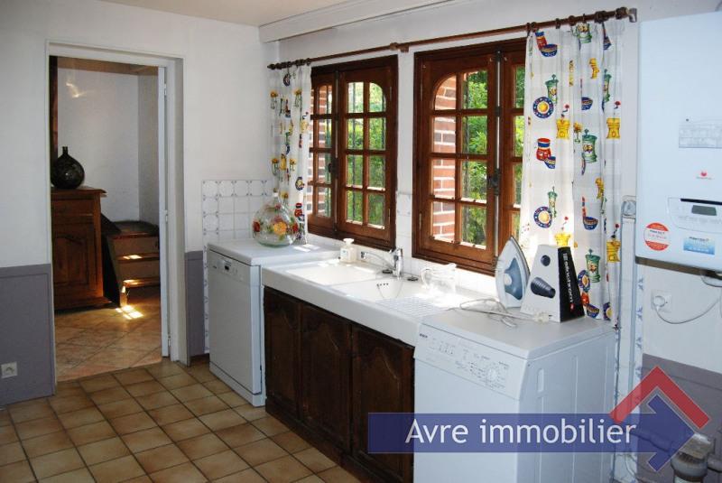 Vente maison / villa Verneuil d avre et d iton 148000€ - Photo 9