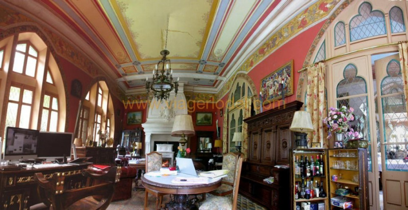 Life annuity chateau Alzon 395 000€ - Picture 6