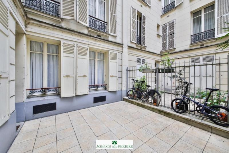 Vente appartement Paris 17ème 396000€ - Photo 10