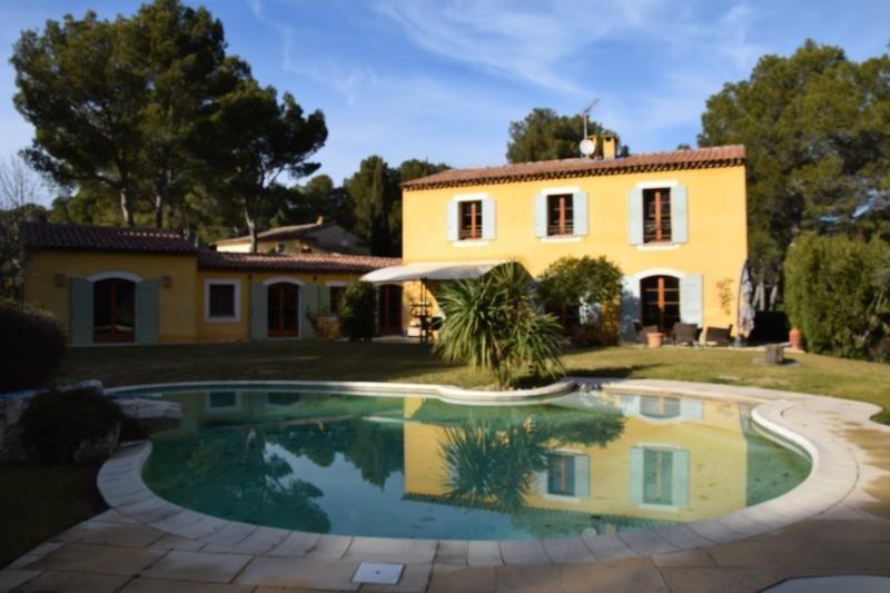 Sale house / villa Ventabren 1195000€ - Picture 10