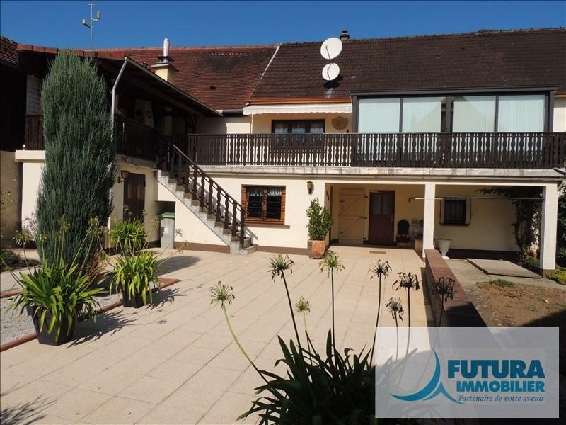 Vente maison / villa Siltzheim 235500€ - Photo 1