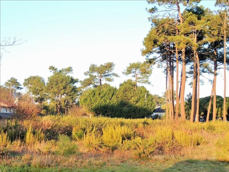Vente terrain Vendays montalivet 109400€ - Photo 1