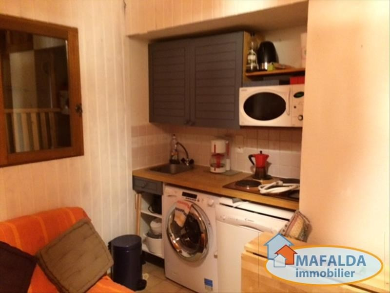 Location appartement Mont saxonnex 420€ CC - Photo 1