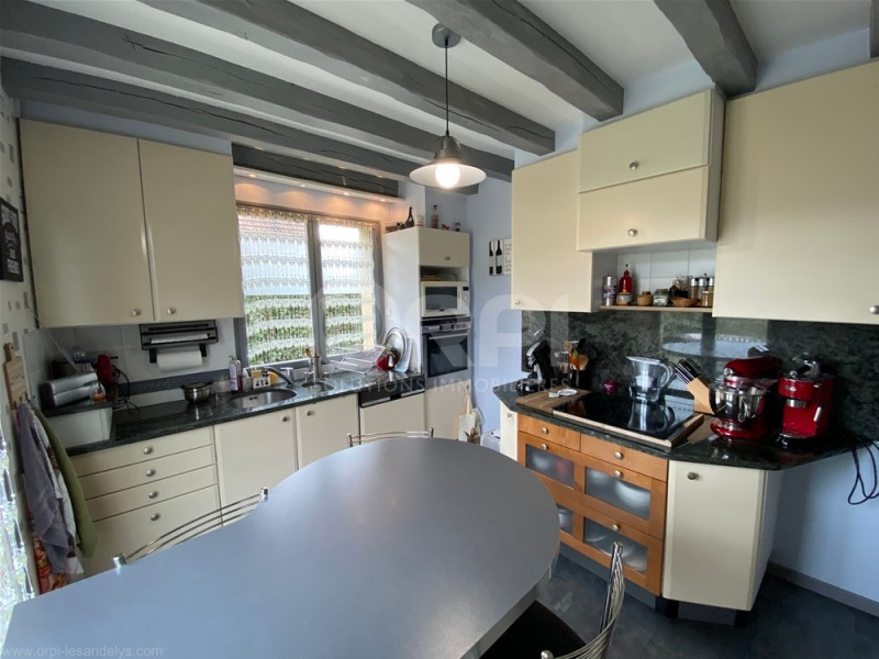 Vente maison / villa Tosny 219000€ - Photo 4