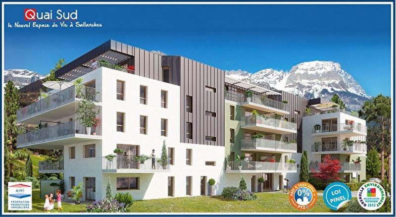 Vendita appartamento Sallanches 341000€ - Fotografia 1