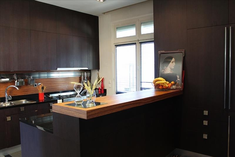 Vente de prestige appartement Asnieres sur seine 1 050 000€ - Photo 2