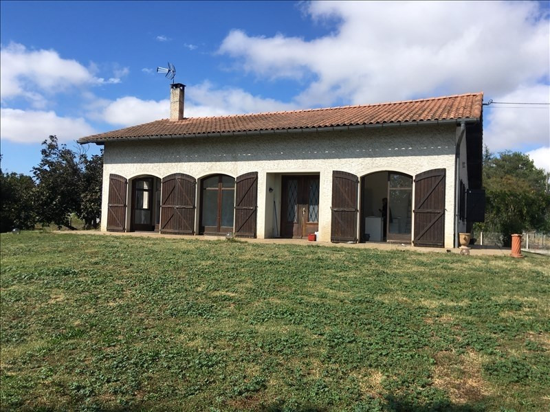 Location maison / villa Cazeres 790€ CC - Photo 1