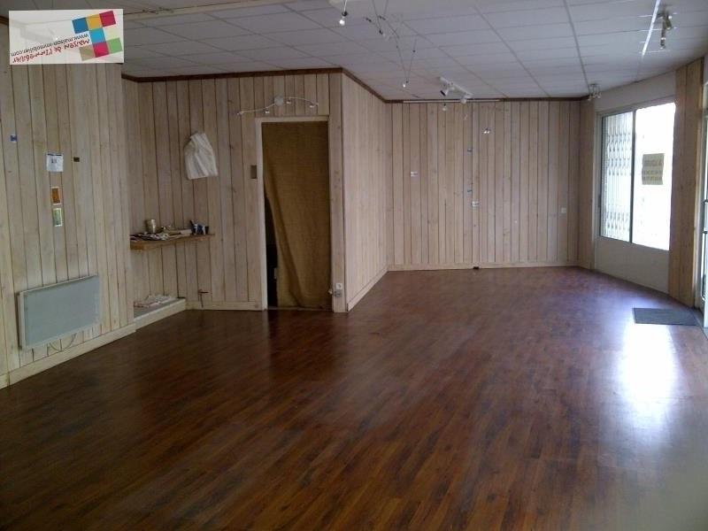 Rental empty room/storage Cognac 490€ HT/HC - Picture 1