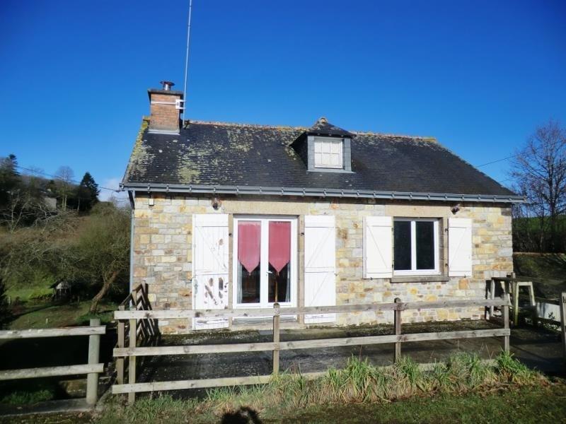 Sale house / villa Luitre 73000€ - Picture 1
