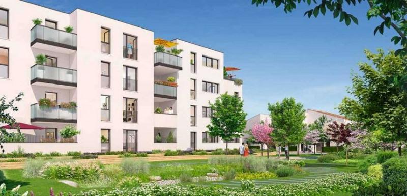 Sale apartment Villeneuve-tolosane 164000€ - Picture 1