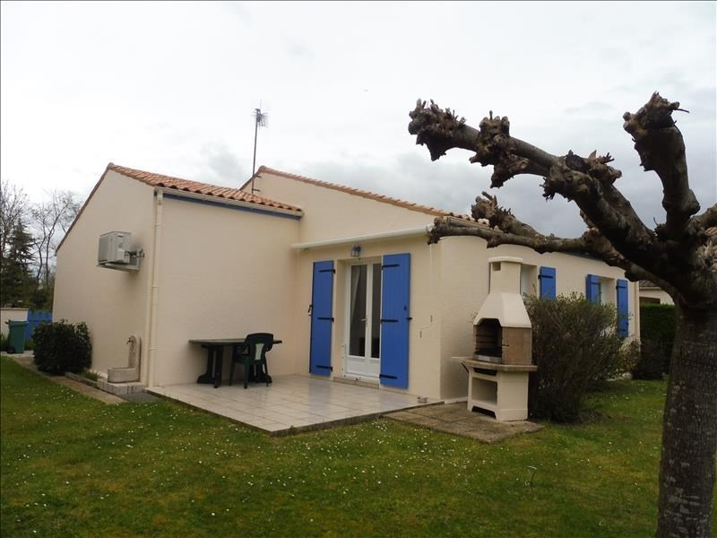 Vente maison / villa Meschers sur gironde 221 550€ - Photo 2