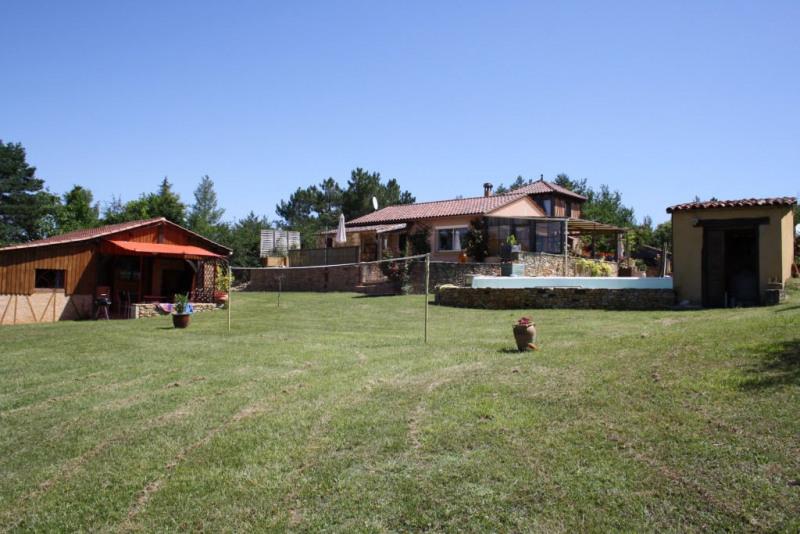 Sale house / villa Campagne 409500€ - Picture 2