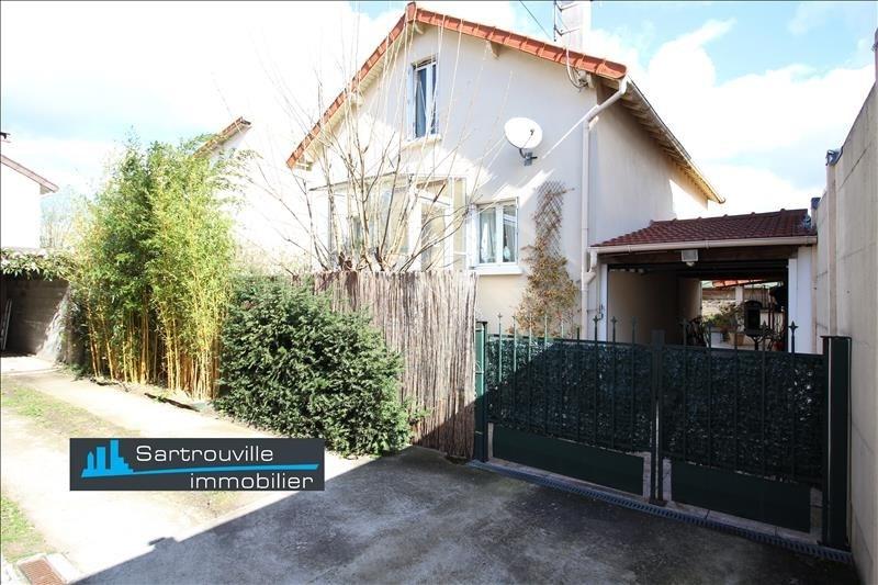 Sale house / villa Sartrouville 429000€ - Picture 1