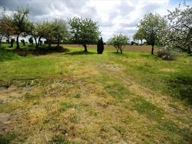 Vente terrain Bille 39400€ - Photo 2
