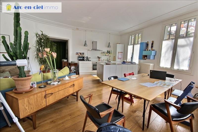 Revenda apartamento Paris 19ème 975000€ - Fotografia 4