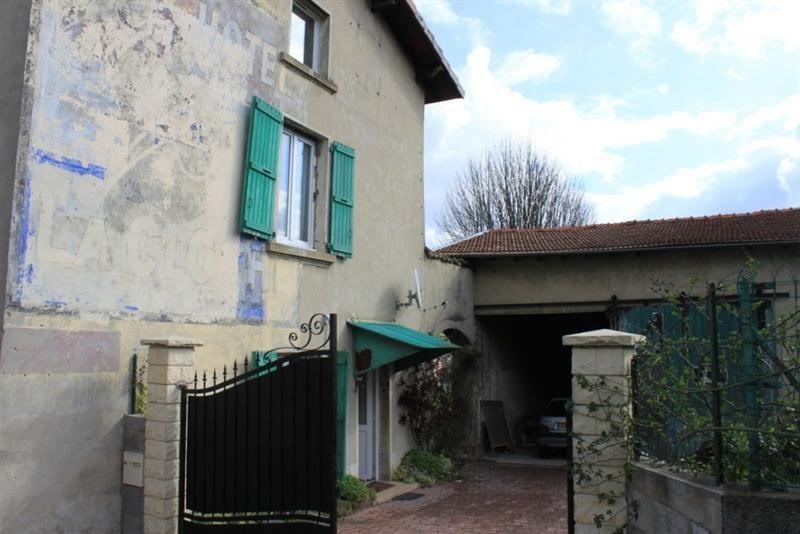 Vente maison / villa Reventin vaugris 130000€ - Photo 1