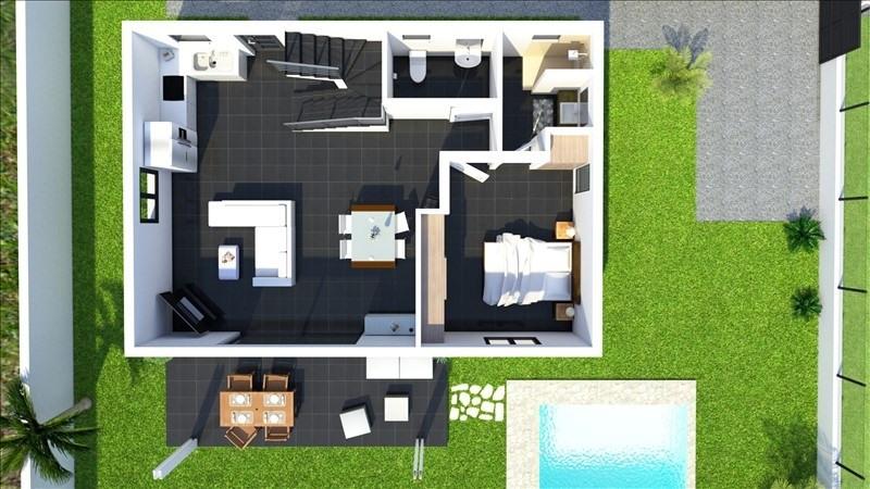 Revenda casa Les avirons 375000€ - Fotografia 6