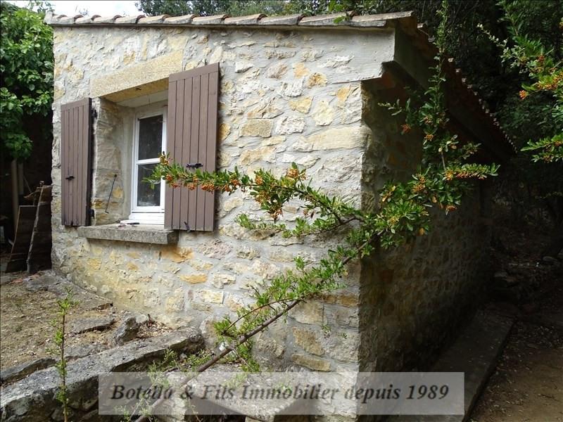 Vente de prestige maison / villa Uzes 616000€ - Photo 4