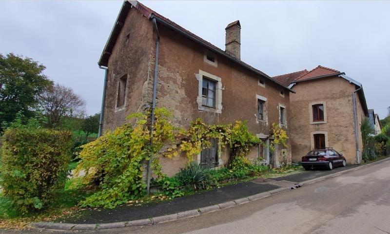 Vente maison / villa Montbozon 28000€ - Photo 1