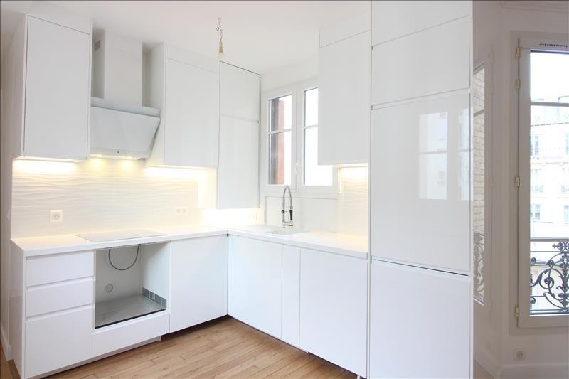 Location appartement Levallois 1650€ CC - Photo 3