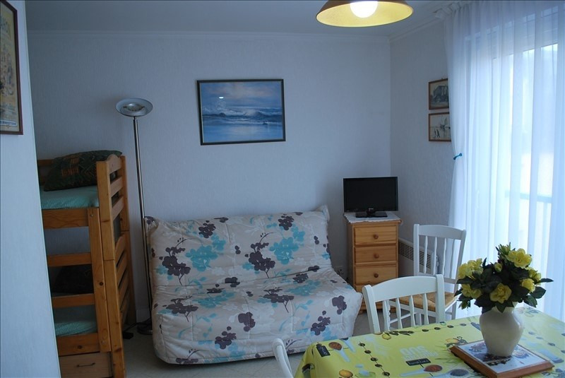 Vente appartement Fort mahon plage 74 000€ - Photo 1