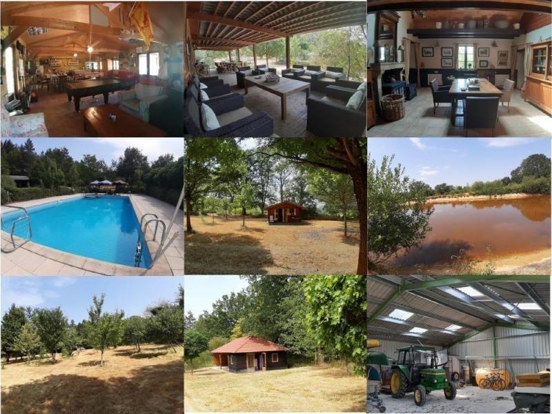 Vente de prestige maison / villa 10 min bourbon l'archt 306800€ - Photo 1