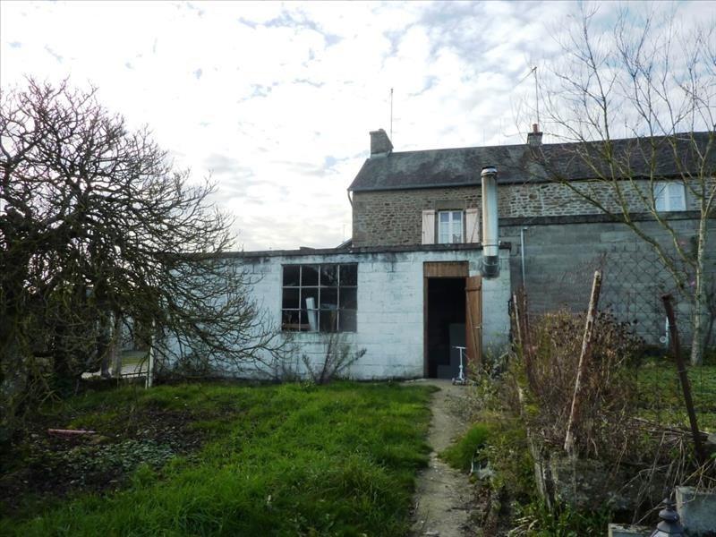Sale house / villa Les portes du coglais 78400€ - Picture 1