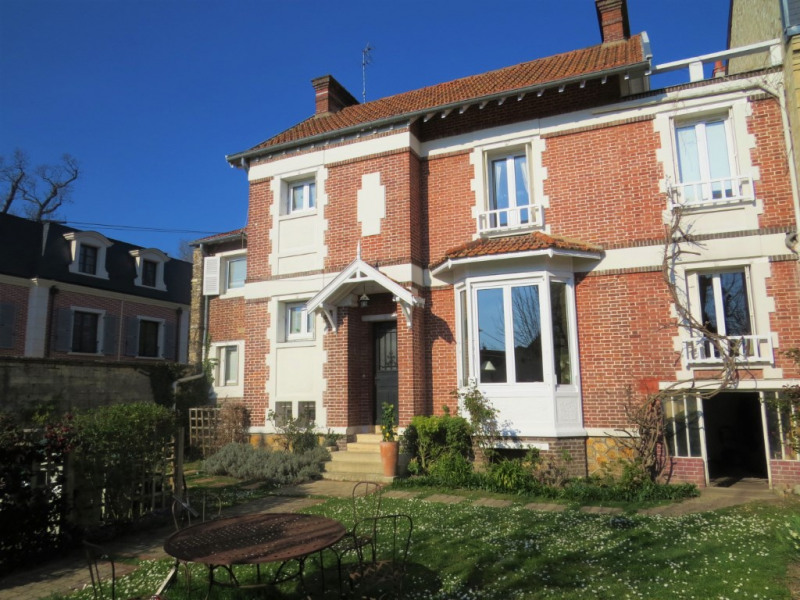Rental house / villa Maisons laffitte 4 200€ CC - Picture 1