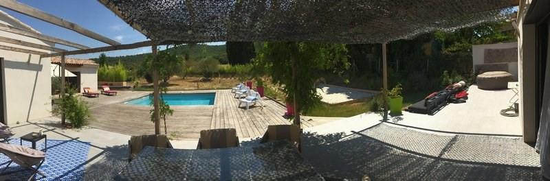 Vente maison / villa Uchaux 525000€ - Photo 5