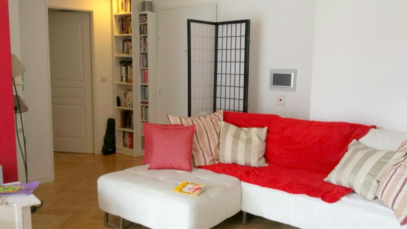 Rental apartment Issy-les-moulineaux 1770€ CC - Picture 2