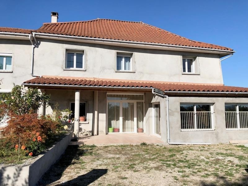 Sale house / villa Bourgoin jallieu 330000€ - Picture 1