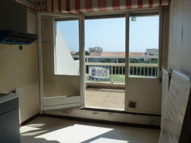 Sale apartment Carnon plage 192600€ - Picture 3