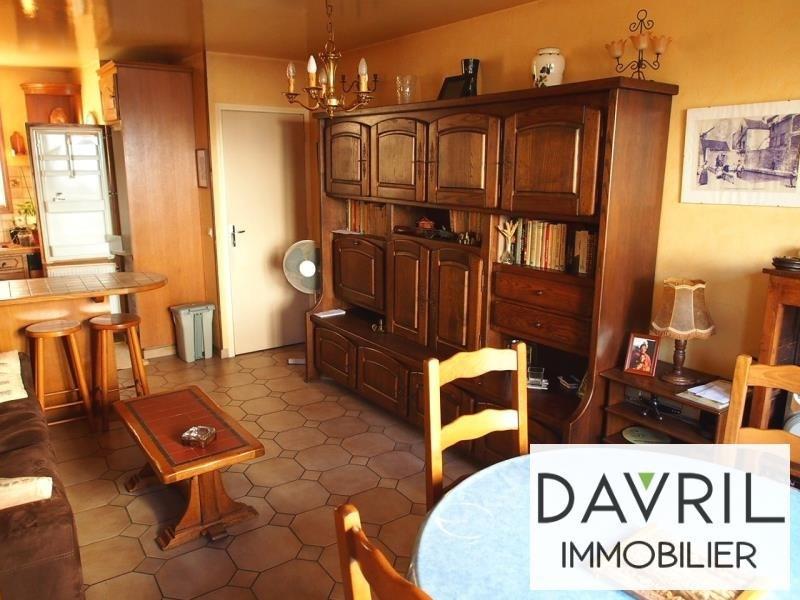 Sale apartment Chanteloup les vignes 139500€ - Picture 2