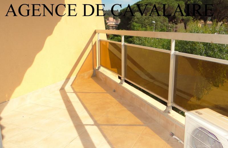 Sale apartment Cavalaire 185000€ - Picture 8