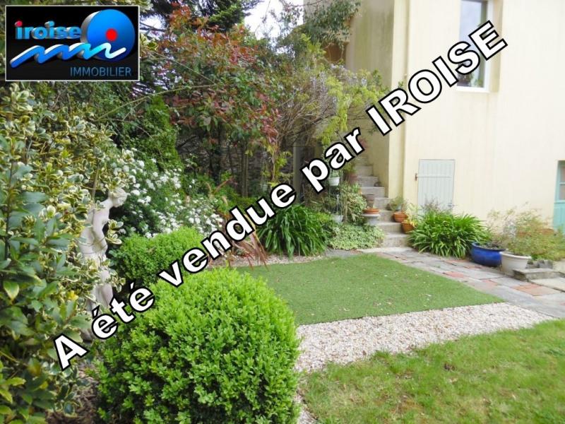 Sale house / villa Brest 340000€ - Picture 1