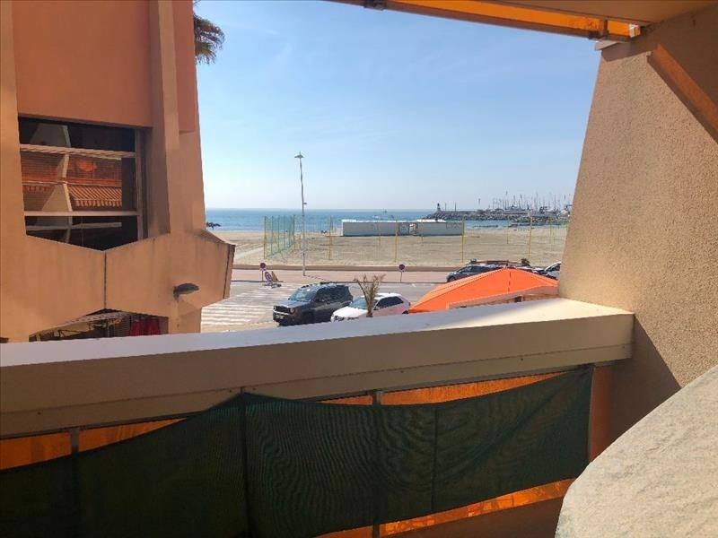 Vente appartement Palavas les flots 271000€ - Photo 1