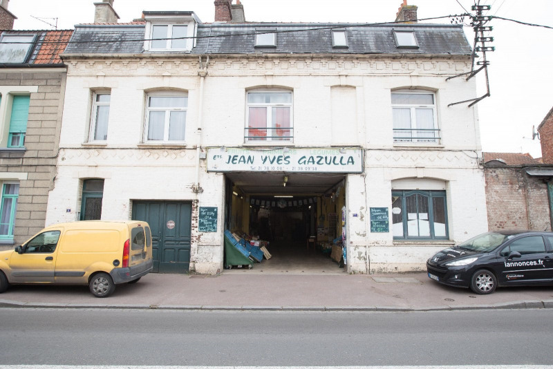 Vente local commercial St omer 126000€ - Photo 1