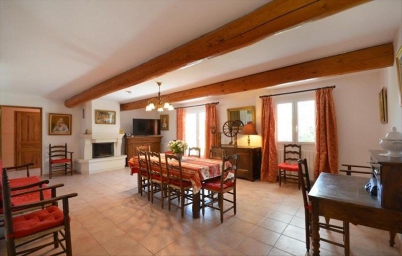 Sale house / villa Mormoiron 422000€ - Picture 2